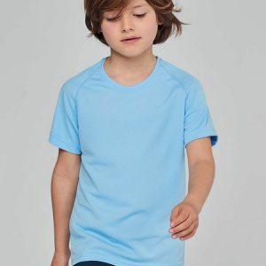 pa445-t-shirt-sport-manches-courtes-enfants