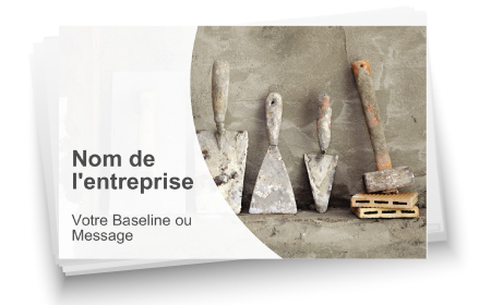 impression tous supports - carte de visite